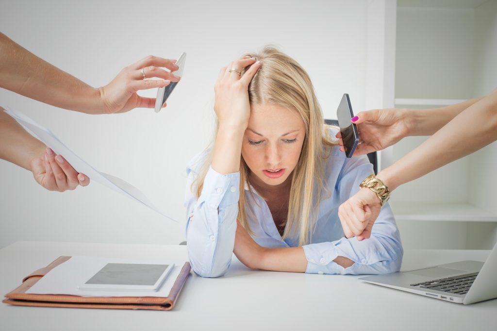 business woman entrepreneur virtual assistant help