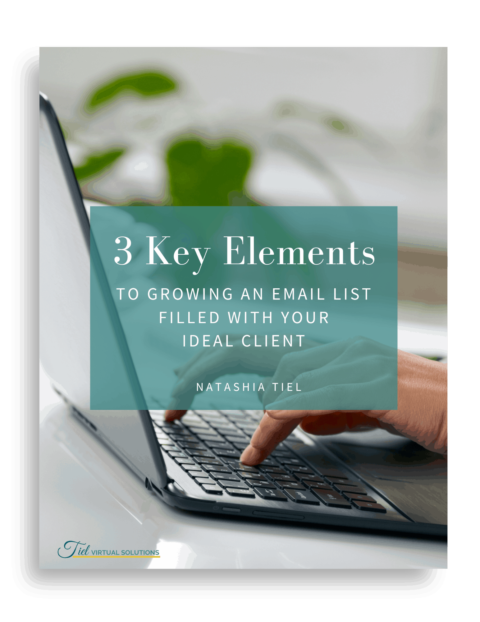 3 key elements to growing an email list filled with your ideal client
